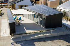 【エコで便利で経済的】テラスを囲む「夏の壁」 | 住宅デザイン