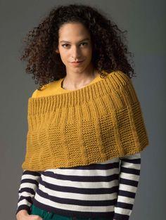 Image of Level 2 Knit Poncho