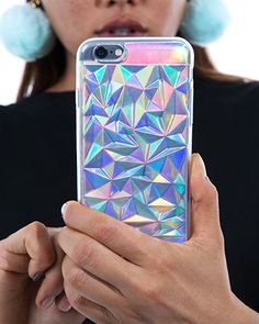 Crystal Iphone Case //: @Shannonleannee ~*❀*~