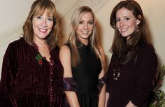downton ladies....so lovely!! mrs hughes, anna and ethel!!