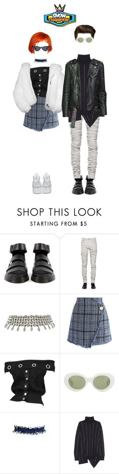 """""""TOKA """"Youth"""" Stage"""" by nathanaah ❤ liked on Polyvore featuring Diesel Black Gold, Bulgari, Chicwish, Chanel, Acne Studios, STELLA McCARTNEY and UNIF"""