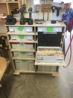 systainer storage