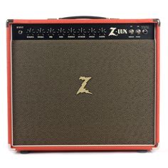 Dr. Z Z-Lux 1x12 Combo Red w/Tan Grill