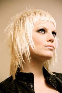 FORMULA: Shaggy Blonde - Hair Color - Modern Salon