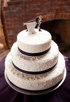 My beautiful cake made at Merridale Types Of Wedding Cakes, Black And White Wedding Cake, Cupcake Cakes, Cupcakes, White Cakes, Cake Central, Indian Weddings, Maid Of Honor, Beautiful Cakes