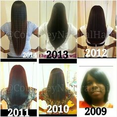 3 Reasons Some People Doubt That Black Women Can Have Long Hair Without A Weave  Read the article here - http://www.blackhairinformation.com/general-articles/opinion/controversial-opinion/3-reasons-some-people-doubt-that-black-women-can-have-long-hair-without-a-weave/ #longhair #weave #weavecheck