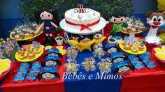 Bebês e Mimos Festas: Show da Luna