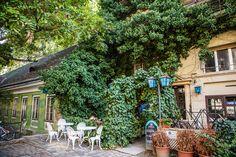 Budapest, Patio, Outdoor Decor, Home Decor, Train, Decoration Home, Room Decor, Home Interior Design, Home Decoration