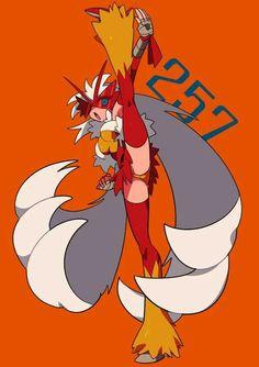Pokémon - 257 Blaziken art by Karabako (Zerochan) Character Concept, Character Art, Concept Art, Bleach Anime, Lolis Anime, Anime Art, Pokemon Human Form, Gijinka Pokemon, Gamers Anime