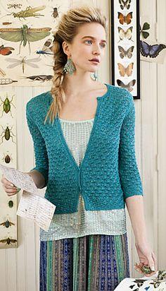 Ravelry: #04 Classic Lace Cardigan pattern by Holli Yeoh  https://www.youtube.com/watch?v=mTNgHWOfZr8&list=PLzVtoMniGLULlaw8TuUsqccwwsr0EiUQ3&index=4