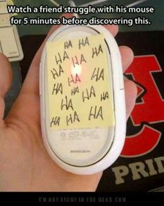 17 Diabolical Tech Pranks For April Fools Day - Prank - Prank meme - - Great prank! Funny creative and no one gets hurt! The post 17 Diabolical Tech Pranks For April Fools Day appeared first on Gag Dad.