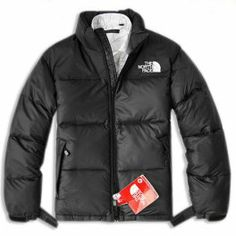 2013 Black North Face Down Clearance Jacket For Men