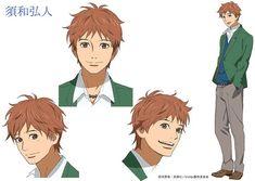 El anime de Orange presenta nuevo reparto y diseños de personajes - koi-nya