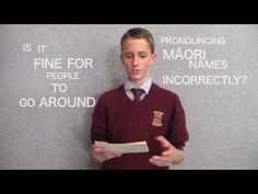 NZ schoolboy gives heartfelt speech urging people to stop mispronouncing Maori words   SBS News