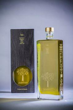 Poe-tree Premium Organic Extra Virgin Olive Oil - 500ml
