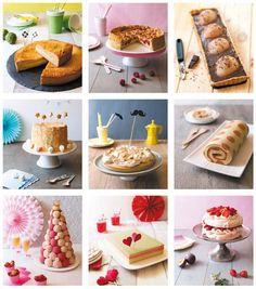 Livre «Gâteaux de fête», de Marie-Laure Tombini, Editions Mango