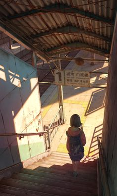 It's hard to look at the illustrations of Kouki Ikegami and not feel as if you're looking at the concept art for a gorgeous anime film. Wallpaper Aesthetic, Aesthetic Art, Aesthetic Anime, Aesthetic Painting, Aesthetic Black, Aesthetic Vintage, Korean Aesthetic, Aesthetic Drawing, Art Anime