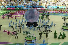 Inauguración Copa mundial de fútbol en Brasil 2014