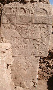 Stone bags apparently connecting Göbekli Tepe with the Sumerians