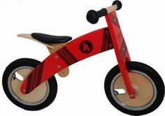 Wooden Balance Bikes - Strider Balance Bike Balance BikesUK