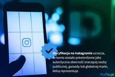 Jak zweryfikować konto na Instagram w 2020? 🥇 fixfix.pl Instagram