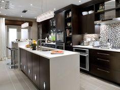 Modern Decorating Ideas For Kitchens Modern Kitchen Design Ideas Inspiration 6330