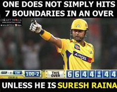 Remember this knock by Suresh Raina against KXIP in IPL 2014 For more cricket fun click: http://ift.tt/2gY9BIZ - http://ift.tt/1ZZ3e4d