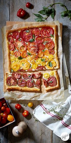 Puff Pastry goodness!