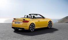 #AudiTT RS #Roadster.
