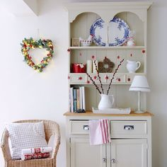Kitchen dresser | House tour | PHOTO GALLERY | Country Homes and Interiors | Housetohome.