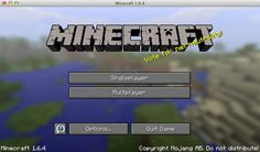 Minecraft 1.6.4 Download and Install