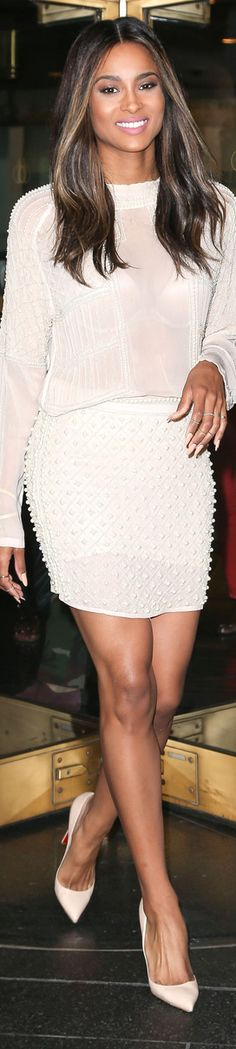 Ciara lookin fire...........