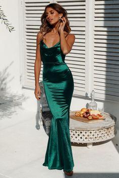 Satin Dresses, Sexy Dresses, Casual Dresses, Long Satin Dress, Clubbing Dresses, Sexy Maxi Dress, Dress Prom, Floral Dresses, Party Dresses
