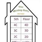 Worksheet The Westing Game Worksheets the westing game novels and on pinterest flap book