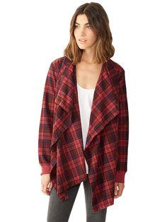 Yarn Dye Flannel Wrap