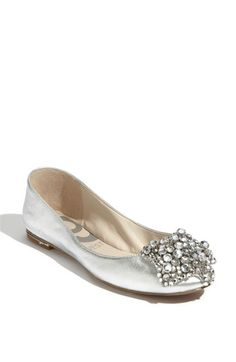 Nine West 'Orysia' Flat - I absolutely adore these shoes, have for months. -  visit the outlets at Brides book for more great deals from retailers from around the globe at http://www.brides-book.com
