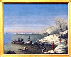 Mayflower puritans arrive 12/12. Not too smart