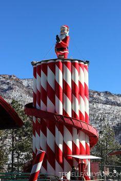 North Pole Santa's Work Shop Colorado, Colorado Springs, Things to do in Colorado Spring, Christmas Events in Colorado, Denver