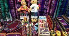 Tejidos y colores de Sololá l Sólo lo mejor de Guatemala