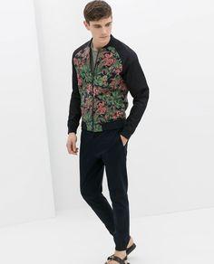 Mens Vintage Giorgio Armani Beige Bomber Harrington Jacket Coat 50 üBereinstimmung In Farbe Men's Clothing Coats & Jackets