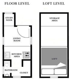 austin tiny house floor plan   Two Tiny House Construction Mistakes You Can Avoid