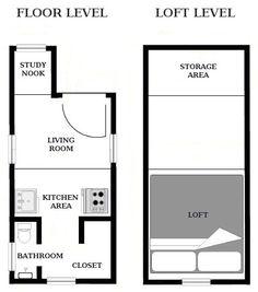 austin tiny house floor plan   Two Tiny House Construction Mistakes You Can Avoid