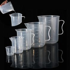 Cheap graduated beaker, Buy Quality lab supplies directly from China beaker lab Suppliers: High Quality 5Pcs/Set 20ml/100ml/250ml/500ml/1L Container Laboratory Measuring Graduated Beaker Cup Jug Office Lab Supplies Enjoy ✓Free Shipping Worldwide! ✓Limited Time Sale✓Easy Return. Lab Supplies, Innovation Lab, Medical Laboratory, Design Thinking, Container, Tableware, Glass, Study, China