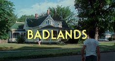 Badlands (1973, Terrence Malick) / Cinematography by Tak Fujimoto, Stevan Larner, Brian Probyn