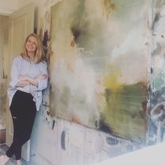First day back and it feels good! It's hard to believe that this time last year, I had just become a professional painter. I have so much…