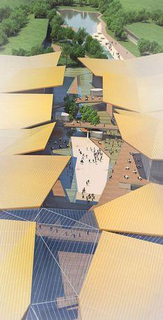 Mario Cucinella Architects S.r.l. — Sviluppi Immobiliari Parmensi