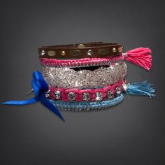 Bettys Colorful Shine Bracelet | Bettys Accessories | HollisterCo.com