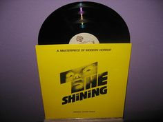 Rare Vinyl Record The Shining Original by JustCoolRecords on Etsy, $45.00