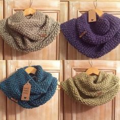 Sucre Knits Chunky Cowl