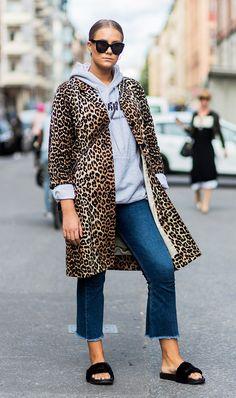 How to Get Away With Wearing a Hoodie Everywhere via @WhoWhatWearUK